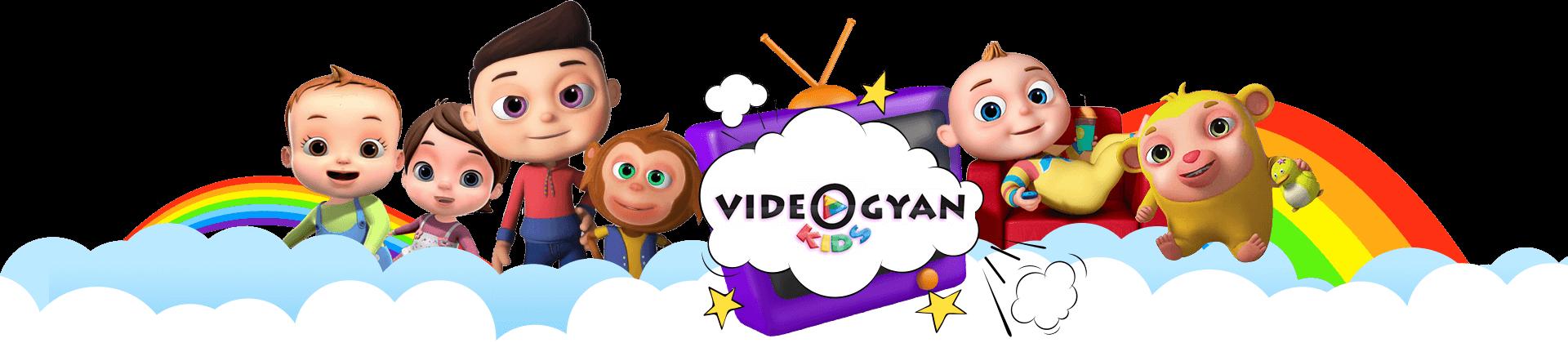 Videogyan Kid's channel