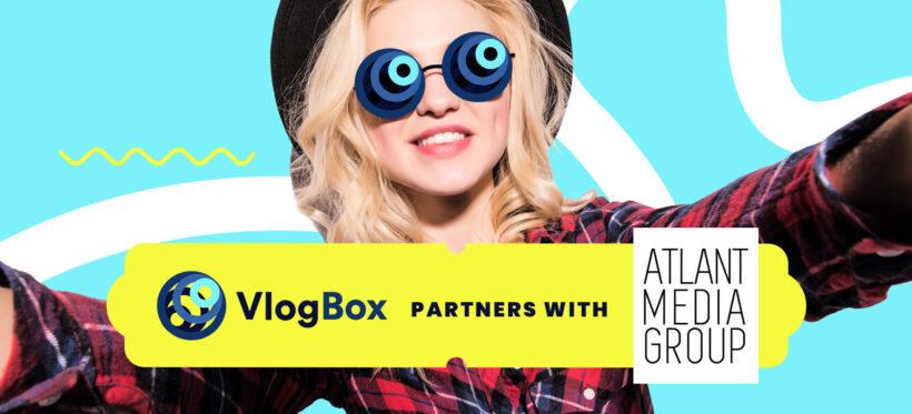 VlogBox helps Atlant Media Group