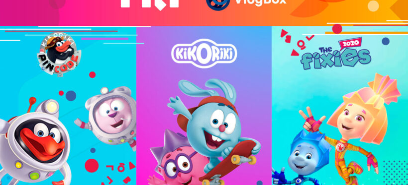 VlogBox and Riki Group start a partnership