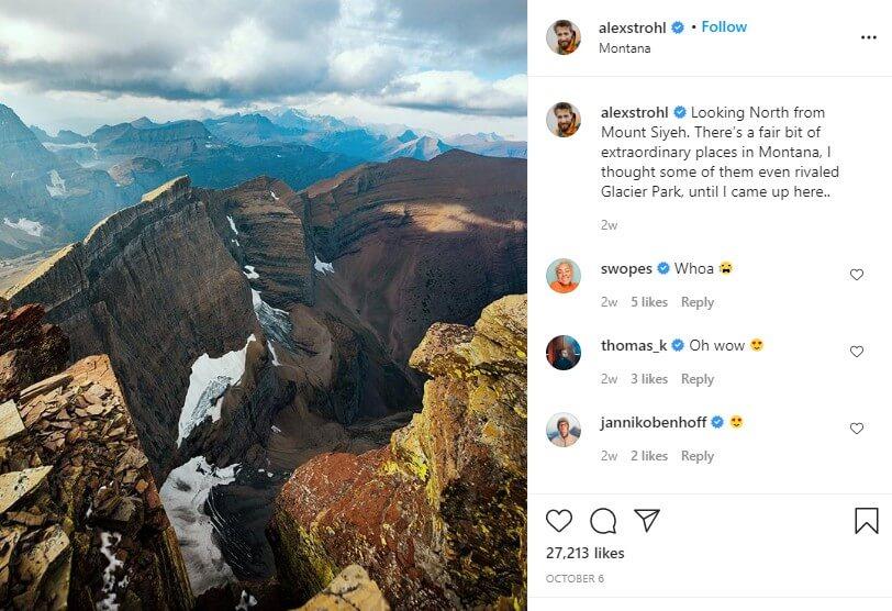 Alex Strohl travel blogger | VlogBox