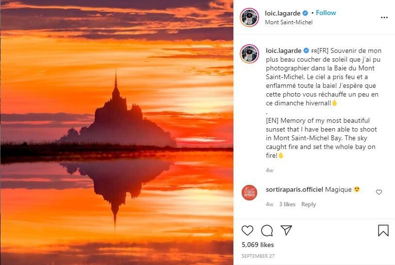 Loic Lagarde travel blogger | VlogBox