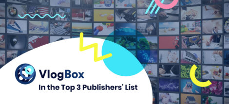 VlogBox Enters the Top 3 Publishers List on Roku