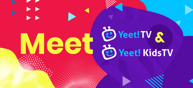 VlogBox launches Yeet! TV and Yeet!Kids TV for Engrossing Video Content