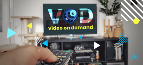 What is Video on Demand (VOD) and how does it work?